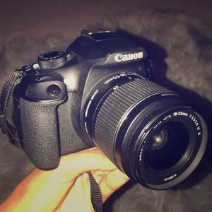 Cannon EOS T6 ( with battery, 32GB, etc. )